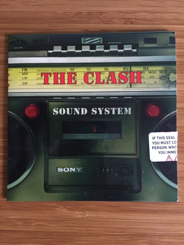 The Clash - Sound System Bonus Content Highlights Taken From