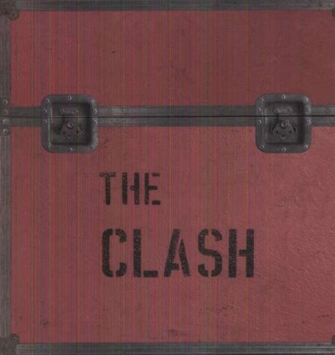 The Clash - The Clash 5 Studio Album LP Set