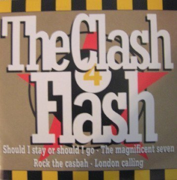 The Clash - The Clash Flash