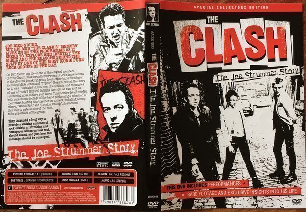 The Clash - The Clash - The Joe Strummer Story