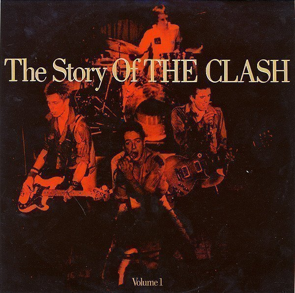 The Clash - The Story Of The Clash  (Volume 1)