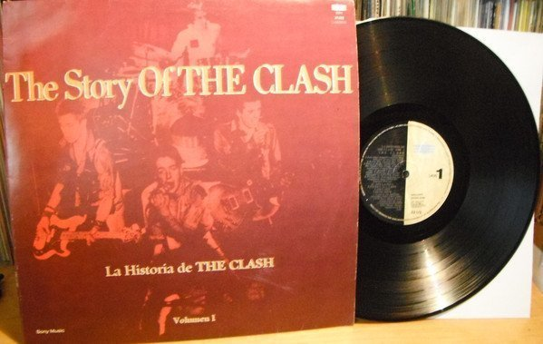The Clash - The Story Of The Clash  (Volume 1)- La Historia De The Clash (Volumen 1)