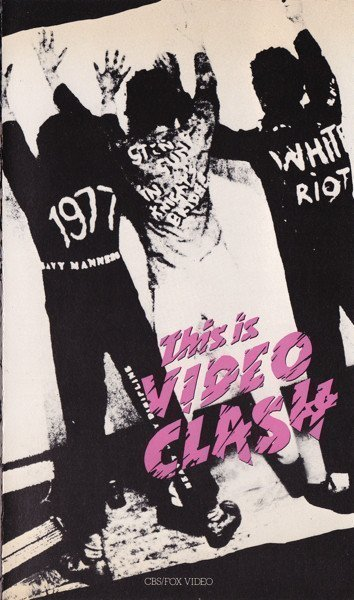 The Clash - This Is Video Clash