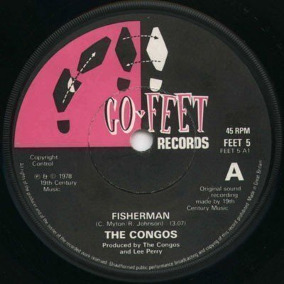 The Congos - Fisherman / Can't Come In