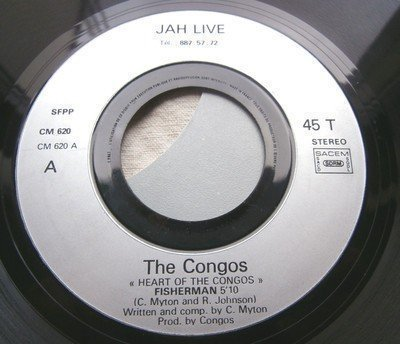 The Congos - Fisherman / Children Crying