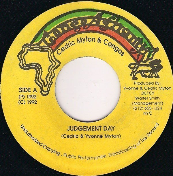 The Congos - Judgement Day