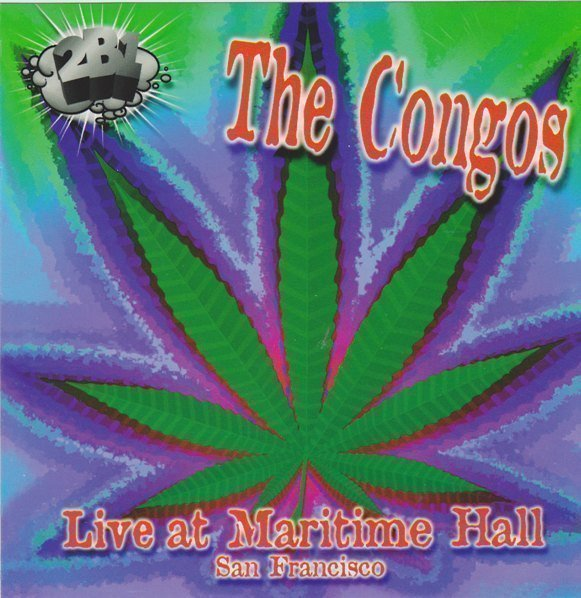 The Congos - Live At Maritime Hall