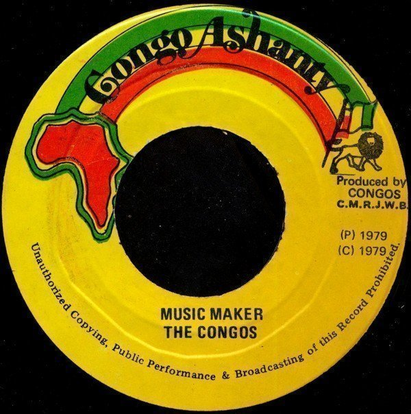 The Congos - Music Maker / Maker Version