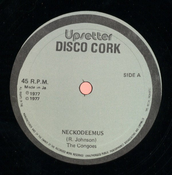 The Congos - Neckodeemus / Solid Foundation