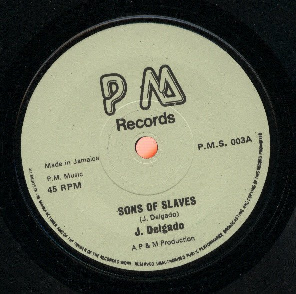 The Congos - Sons Of Slaves / At The Feast