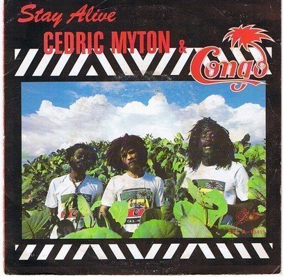 The Congos - Stay Alive