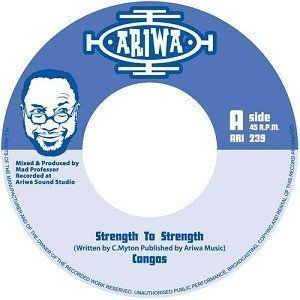 The Congos - Strength To Strength / Strong Strong Dub