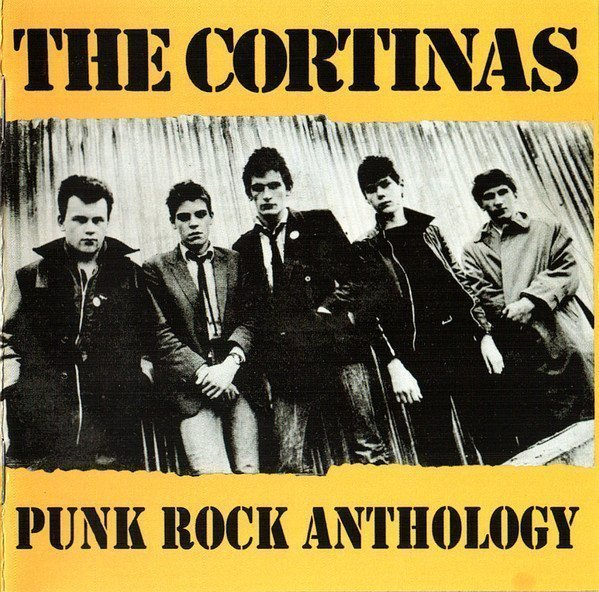 The Cortinas - Punk Rock Anthology