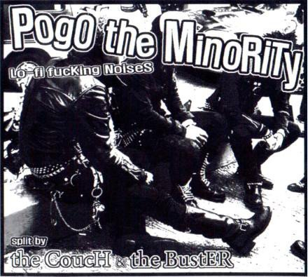 The Couch - Pogo The Minority