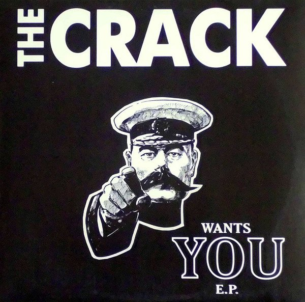 The Crack - Wants You E.P.