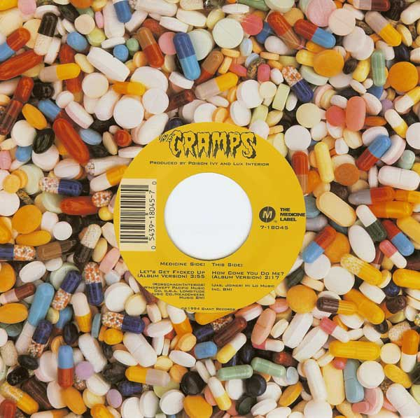 The Cramps - How Come You Do Me?