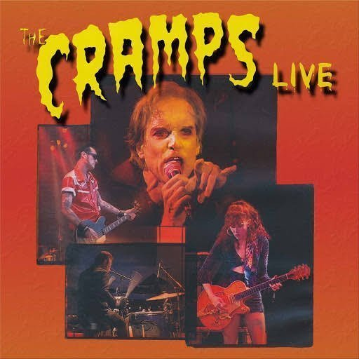 The Cramps - Live