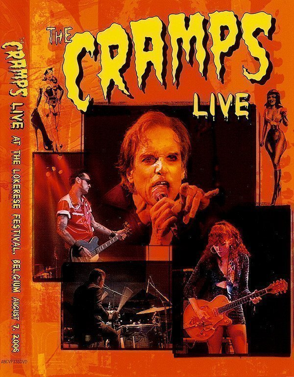 The Cramps - Live (At The Lokerse Festival, Belgium, August 7, 2006)