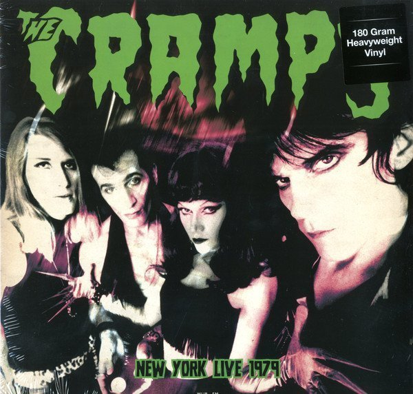 The Cramps - Live In New York 1979
