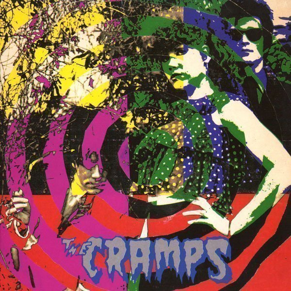 The Cramps - New Rose Singles