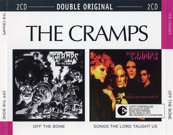 The Cramps - ...Off The Bone / Songs The Lord Taught Us