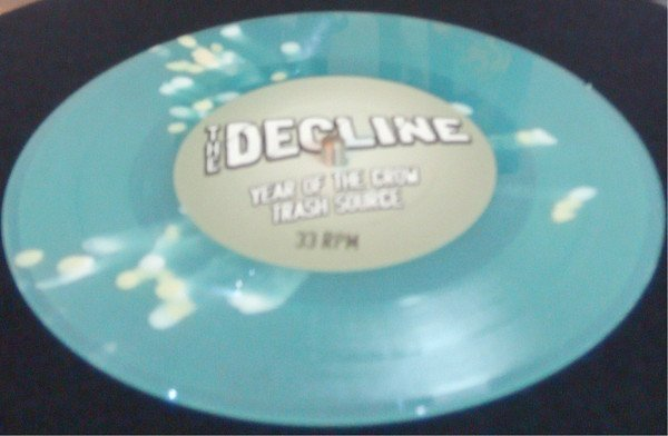 The Decline - Year Of The Crow / Stay Awake