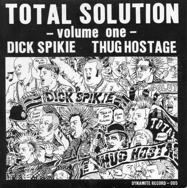The Dick Spikie - Total Solution - Volume One-