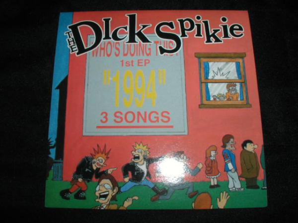 The Dick Spikie - Who
