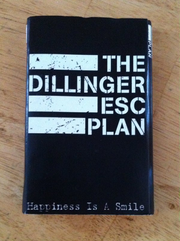 The Dillinger Escape Plan - Happiness Is A Smile
