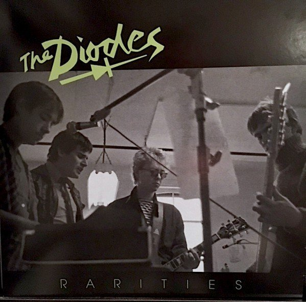 The Diodes - Rarities