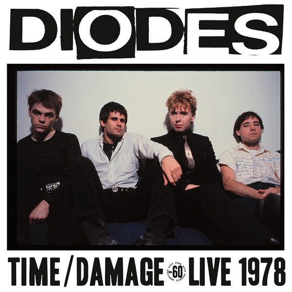 The Diodes - Time/Damage - Live 1978