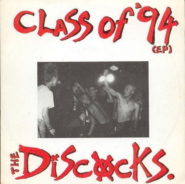 The Discocks - Class Of