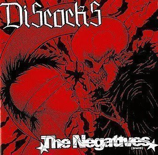 The Discocks - Discocks / The Negatives