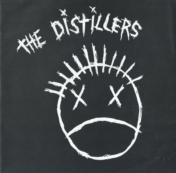 The Distillers - Old Scratch +3