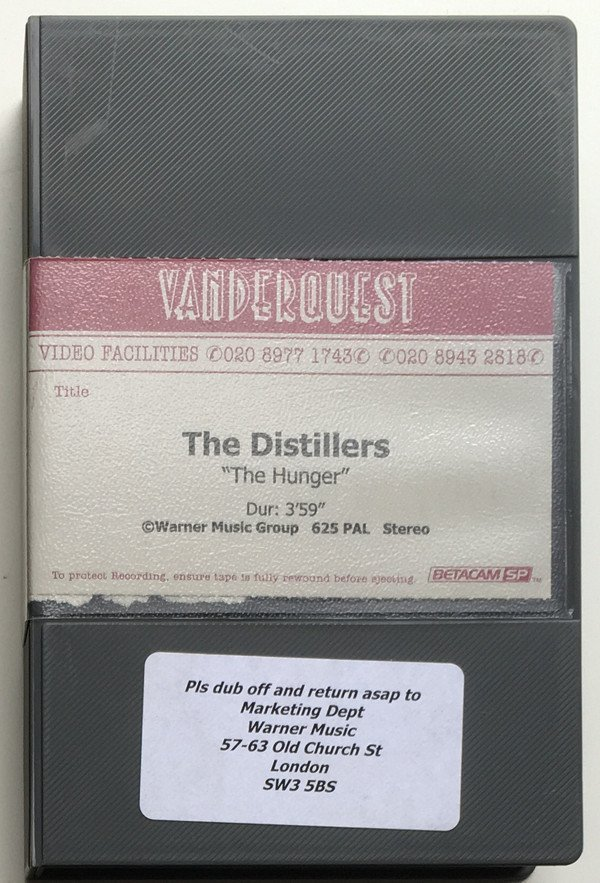 The Distillers - The Hunger