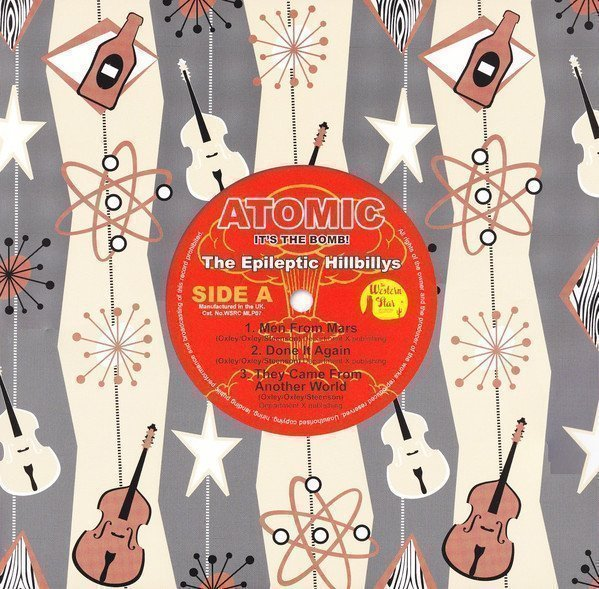 The Epileptic Hillbilly's - Atomic - It