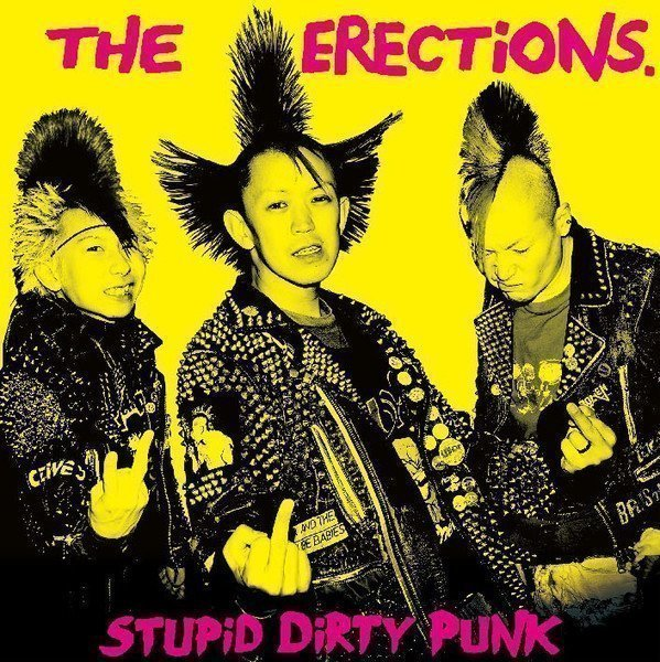 The Erections - Stupid Dirty Punk