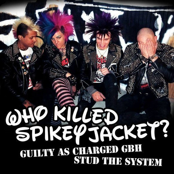The Erections - The Erections/Who Killed Spikey Jacket?