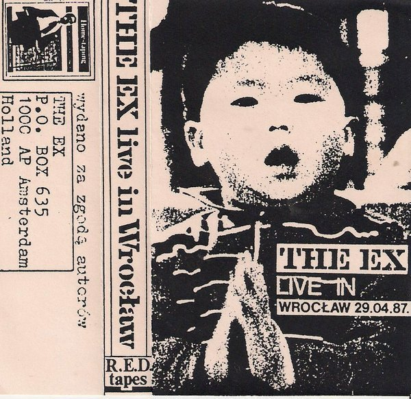 The Ex - Live In Wrocław 29.04.87.