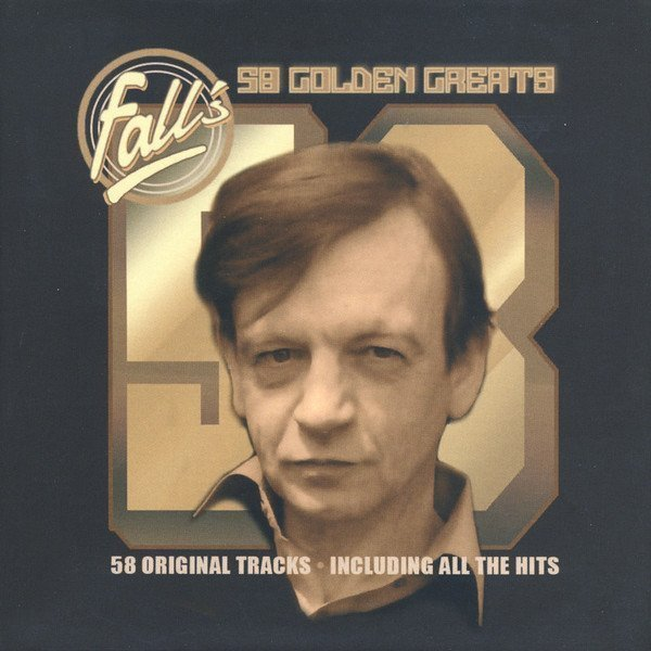 The Fall - 58 Golden Greats