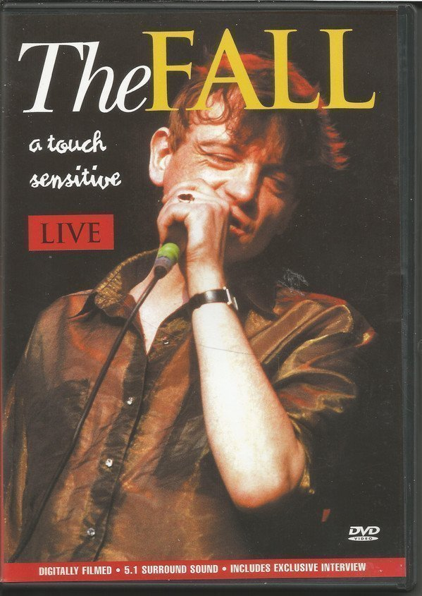 The Fall - A Touch Sensitive (Live)