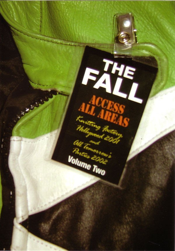 The Fall - Access All Areas - Volume Two