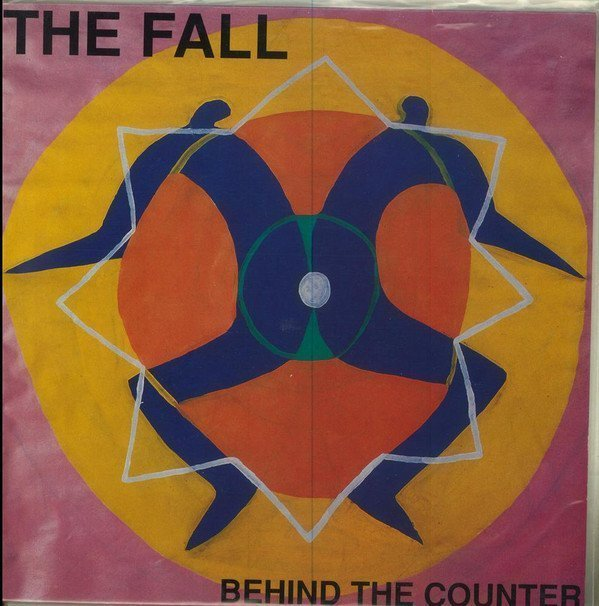 The Fall - Behind The Counter E.P.
