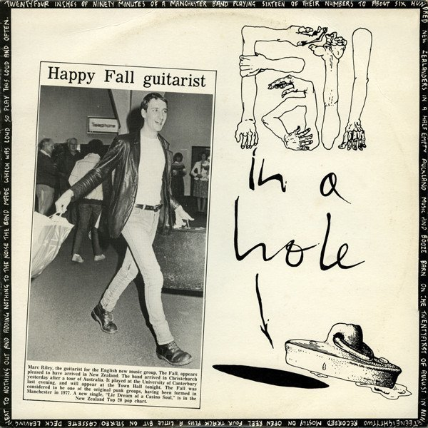 The Fall - Fall In A Hole