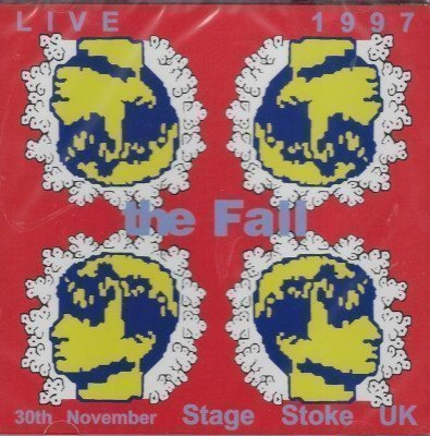 The Fall - Live 1997 30th November Stage Stoke UK