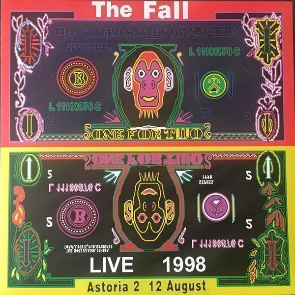 The Fall - Live 1998 Astoria 2 12 August