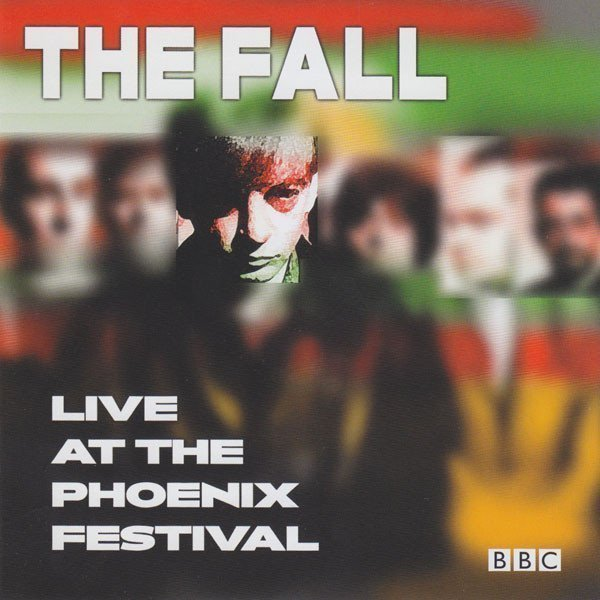 The Fall - Live At The Phoenix Festival