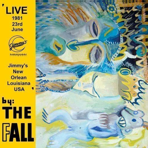 The Fall - New Orleans 1981
