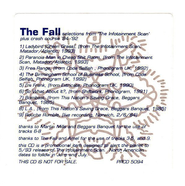 The Fall - Selections From