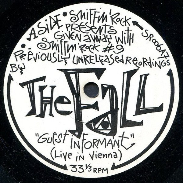 The Fall - Sniffin Rock #9